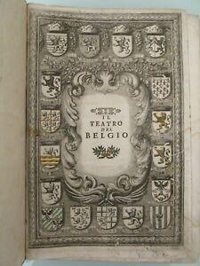 IL-TEATRO-DEL-BELGIO-GALEAZZO-GUALDO-PRIORATO-VON1673