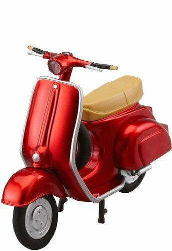 Ex  Ride Ride .001 vintage bicicleta metálico rojo (non-scale ABS-painted PVC)