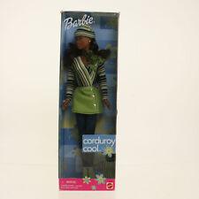 Mattel - Barbie Doll - 1999 Corduroy Cool Barbie (African American)