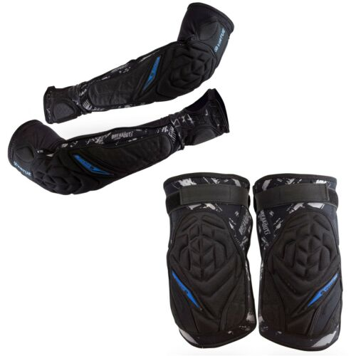 Virtue Breakout Elbow and Knee Pads Bundle Black