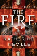 The Fire by Katherine Neville (2008, Hardcover)