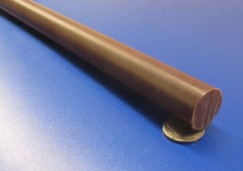 "Phenolic Garolite Micarta XX Paper Rods  .875/"" 7//8/"" Diameter x 48/"" Long,"