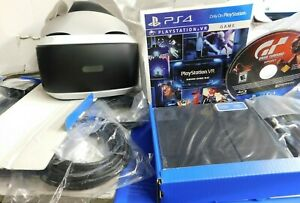 Playstation-VR-CUH-ZVR1-301400-GRAN-TURISMO-SEE-NOTES