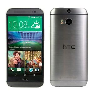 HTC-One-M8-32GO-4G-Smartphone-Quad-core-Debloque-Telephone-GPS-WIFI-Gris