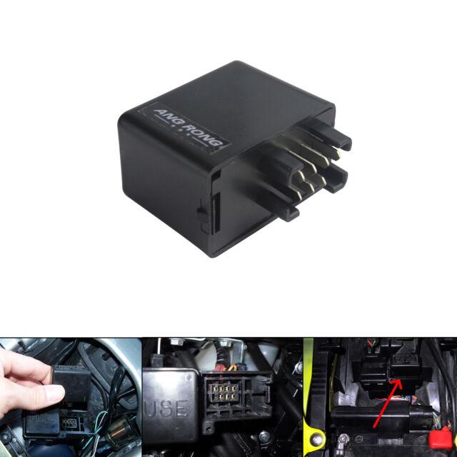 LED Relais Blinkrelais Electronic faut un emploi relay Suzuki GSXR GSX R 600 750