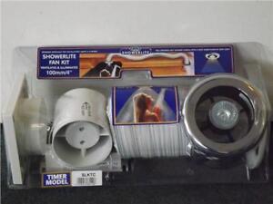 Image Is Loading Bathroom Extractor Shower Light Fan Kit 4 034