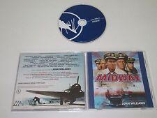 MIDWAY/SOUNDTRACK/JOHN WILLIAMS(VARÈSE VCL 10111124)CD ALBUM