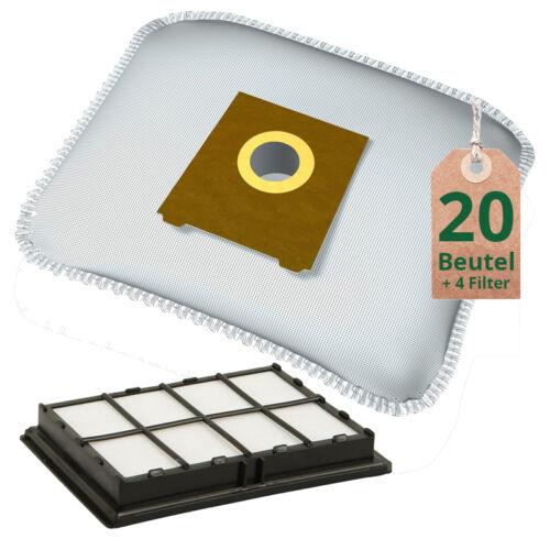 Staubsaugerbeutel Hepa Filter passend für Bosch BSD3030//06 Filtertüten Vlies