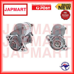 SUBARU-IMPREZA-LIBERTY-A-T-NEW-12V-9TH-CCW-EJ22-STARTER-MOTOR-Jaylec-70-6041ND