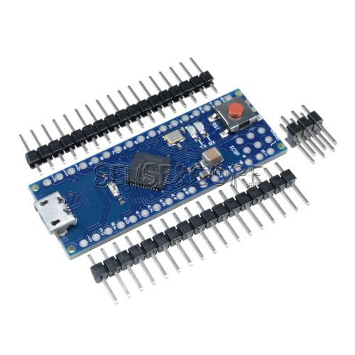 1//2//5//10PCS Micro ATmega32u4 5V 16MHZ Kit Replace Pro Mini Nano For Arduino