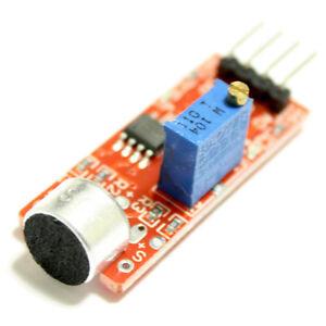 Mikrofon-Sensor-hohes Empfindlichkeits-Ton-Abfragungs-Modul für Arduino  ML