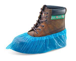 Cubierta De Zapatos Desechables Azul Bolso de más de