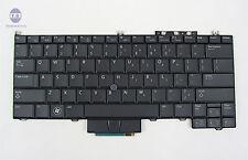 OEM Original DELL Latitude E4300 Laptop Backlit Keyboard KR737 0KR737 US black