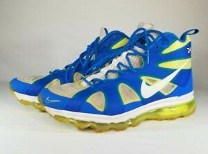 a4c2ea7f75 Men's Ken Griffey Jr Nike Air Max Fury Fuse 360 SZ 10 Training Shoes ...
