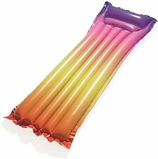 Best Way H2O GO Rainbow Floating Pool Mat