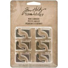 Tim Holtz Idea-ology 12 Mini Corners