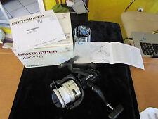 "Shimano 4500B Baitrunner Spinning Salt Water  Reel With Box ""NICE"""