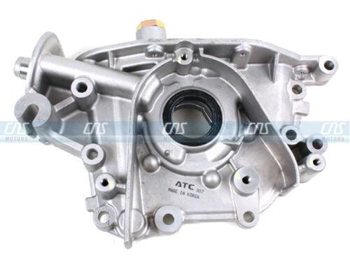 Engine Oil Pump Fits 06-11 Hyundai Accent Kia Rio Rio5 1.6L OEM 2131026801⭐⭐⭐⭐⭐