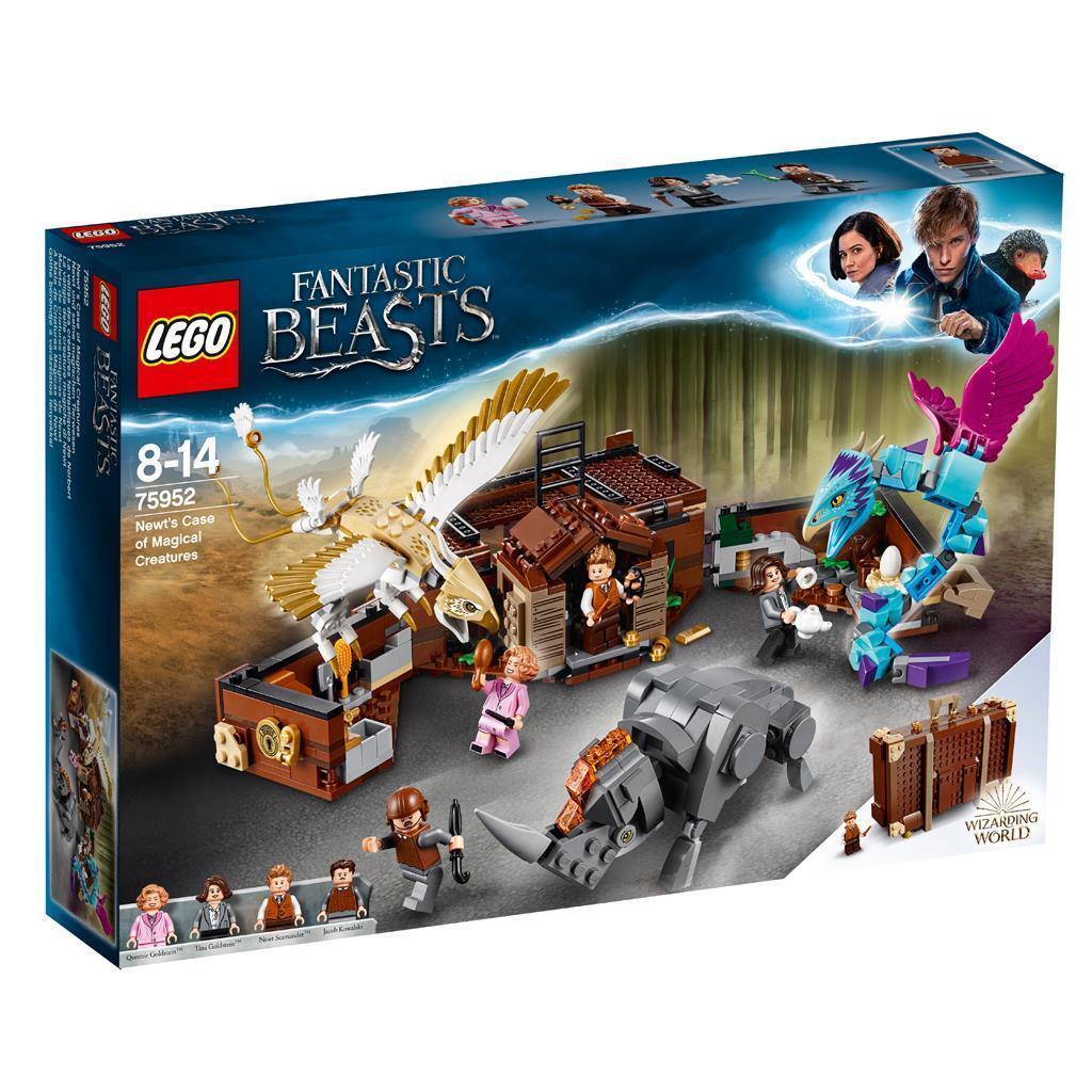 LEGO® SET Harry Potter 75952 Newts Koffer der magischen Kreaturen
