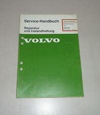 Werkstatthandbuch / Reparatur Volvo 340 / 360 Kraftübertragung - 1979-1991