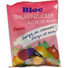 BLOC Traubenzucker Exotic Btl. 75 g