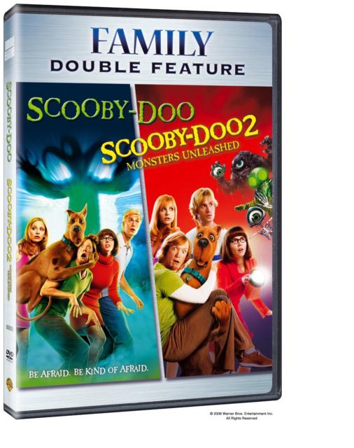 Scooby-Doo: Movie 1 and 2 2pk
