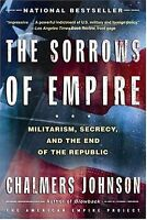 The Sorrows Of Empire (american Empire Project) on sale