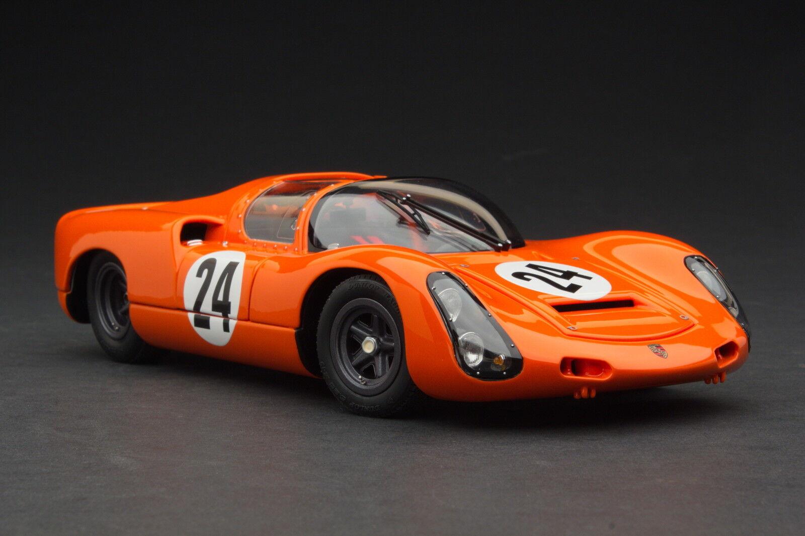 Exoto Racing 1 18 1966 Porsche 910 Hill Clip MTB00063C