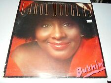 CAROL DOUGLAS Burnin' MIDSONG INTERNATIONAL LP '78 OG Funk Soul Disco