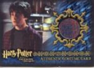 Harry-Potter-Chamber-Secrets-Harry-039-s-Red-Shirt-Costume-Card-HP-C1-108-190
