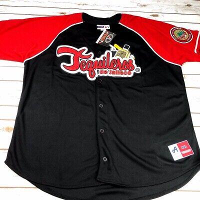Fan Apparel & Souvenirs Baseball-other 2xl Original Tequileros De Jalisco Authentic Arrieta Men's Baseball Jersey Size
