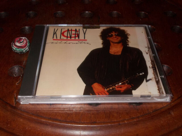Kenny G Silhouette (1988)  Cd ..... New