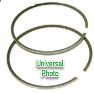 Piston Ring Set 72.25mm Bore For 1989 Yamaha WR500 WaveRunner~WSM 010-901-04