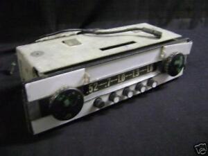 Rare-autoradio-annees-50