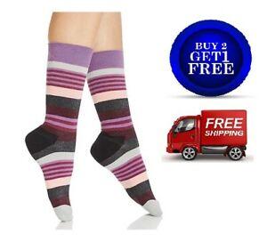 HAPPY-SOCKS-Multi-Stripe-Crew-Socks-Size-9-11-12-NWT