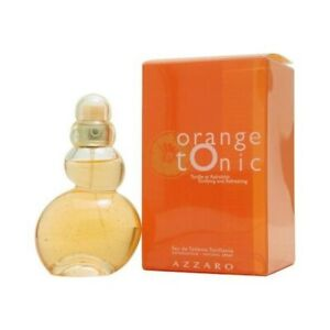 30ml-Azzaro-Orange-Tonic-Eau-de-toilette-for-Women-1-oz-Perfume-Descatalogado