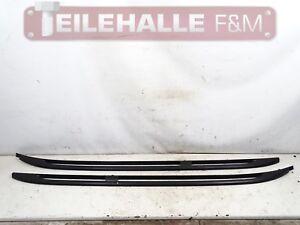 BMW-E61-5er-Touring-Dachreling-Dachtraeger-li-re-Black-Saphire-7079945-7079946