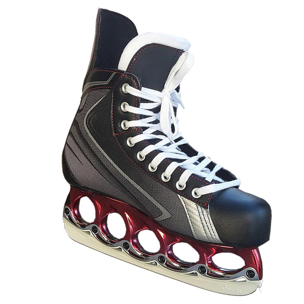 Bauer » vapeur «Patins Score SR «Patins vapeur à glace hockey T ´ lame de patin -BLEU (tailles c30ad6