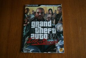Contemplatif Bradygames Grand Theft Auto Iv The Lost And The Damned Guide Bookbradygames Gran-afficher Le Titre D'origine