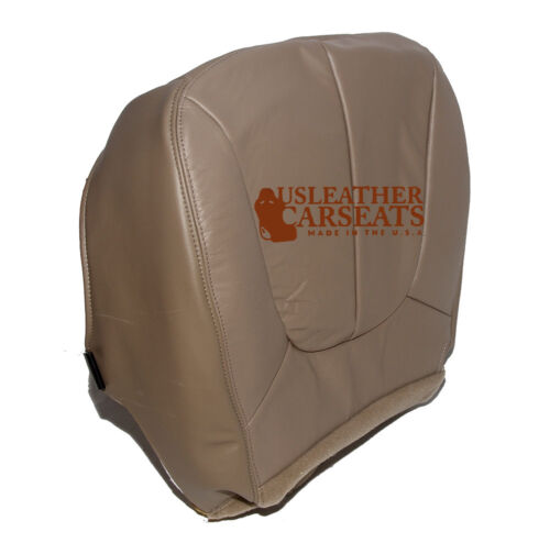 2000 Ford Expedition Driver Bottom Leather Seat Cover Eddie Bauer Tan