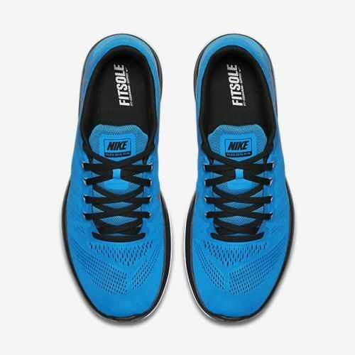 80fe6f239ab ... New Nike Nike Nike Flex 2016 RN Men s Running Training Shoes Photo Blue  830369 400 b54159 ...