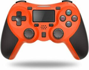 New-Orange-TERIOS-Wireless-Controller-Gaming-Remote-Video-Game-for-PS4-PS4-Pro