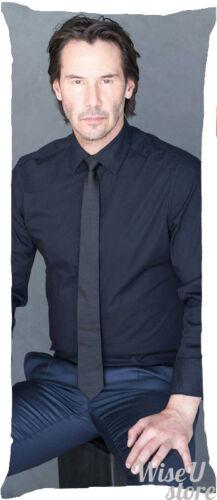 Keanu Reeves Dakimakura Full Body Pillow case Pillowcase Cover