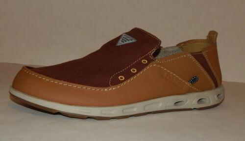 Columbia Men/'s Bahama Vent PFG Boat Shoes Fishing Sportswear