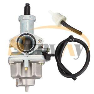 26MM-PZ26-Carburateur-Pour-Honda-XR100-XR100R-CB125-XL125S-TRX250-250EX-Carb