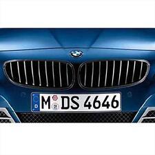 BMW Genuine Front Performance Kidney Grilles Black E89 Z4