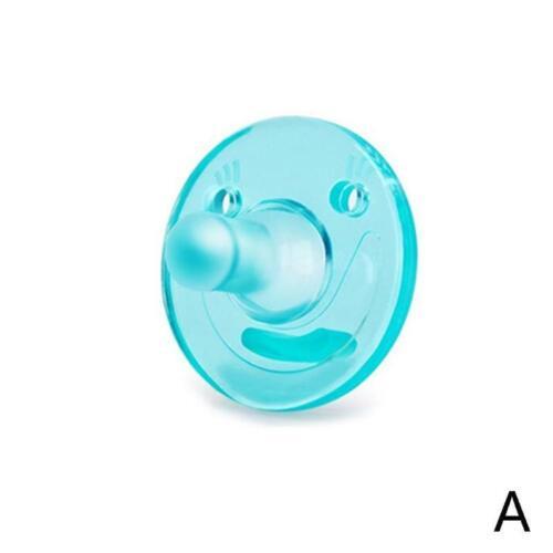 Kinder Baby Kieferorthopädische Schnuller Dummy Infant Silikon Sauger Schn Heiß