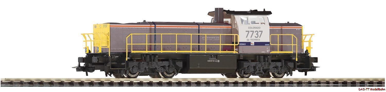 H0 Diesel G 1700 B-Technics B Ep. vi PIKO 59171 NUOVO
