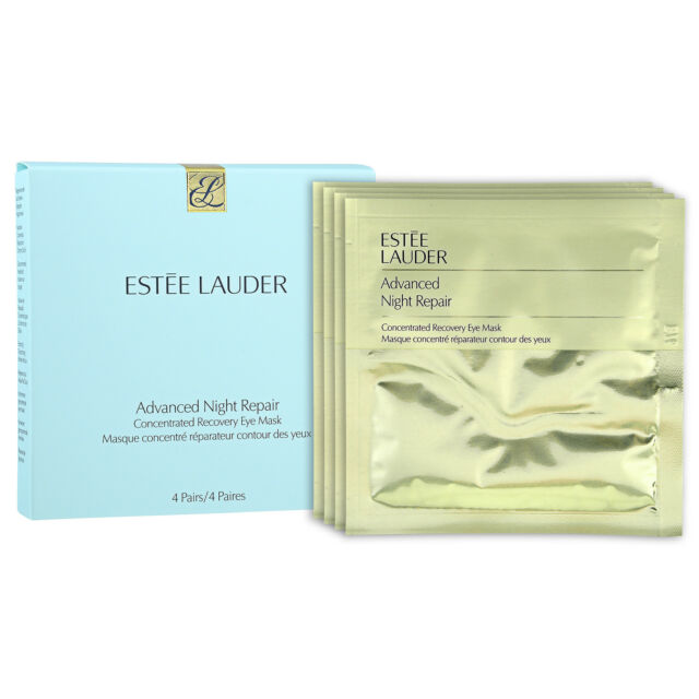 Estee Lauder Advanced Night Repair Concentrated Recovery Eye Mask 1box, 4pairs
