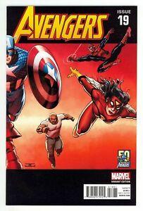 Avengers #19 2013 Infinity